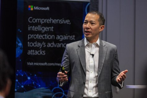 Mike Yeh, Microsoft