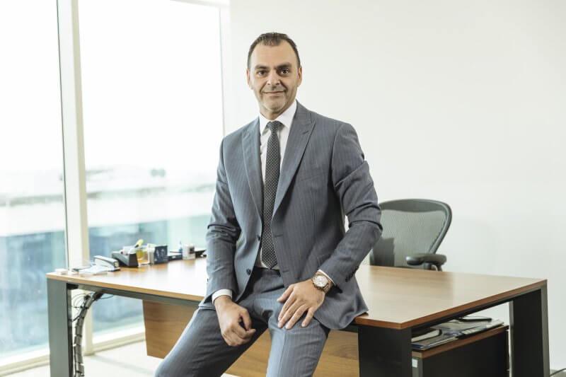 Ayman Qadoumi, CIO, Arab Jordan Investment Bank