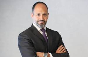 Gergi Abboud, SAP's senior vice president and general manager for the Middle East south