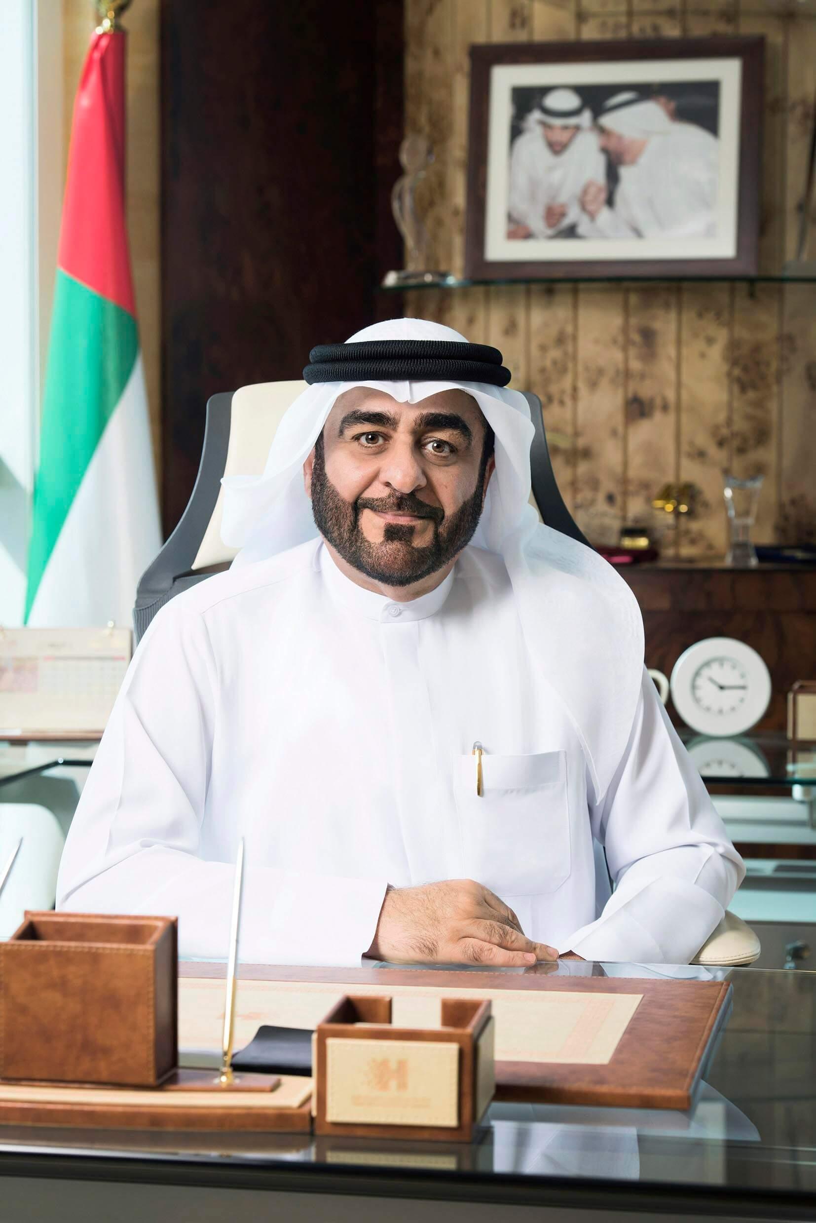 Dr. Mansoor Al Awar, Chancellor of HBMSU