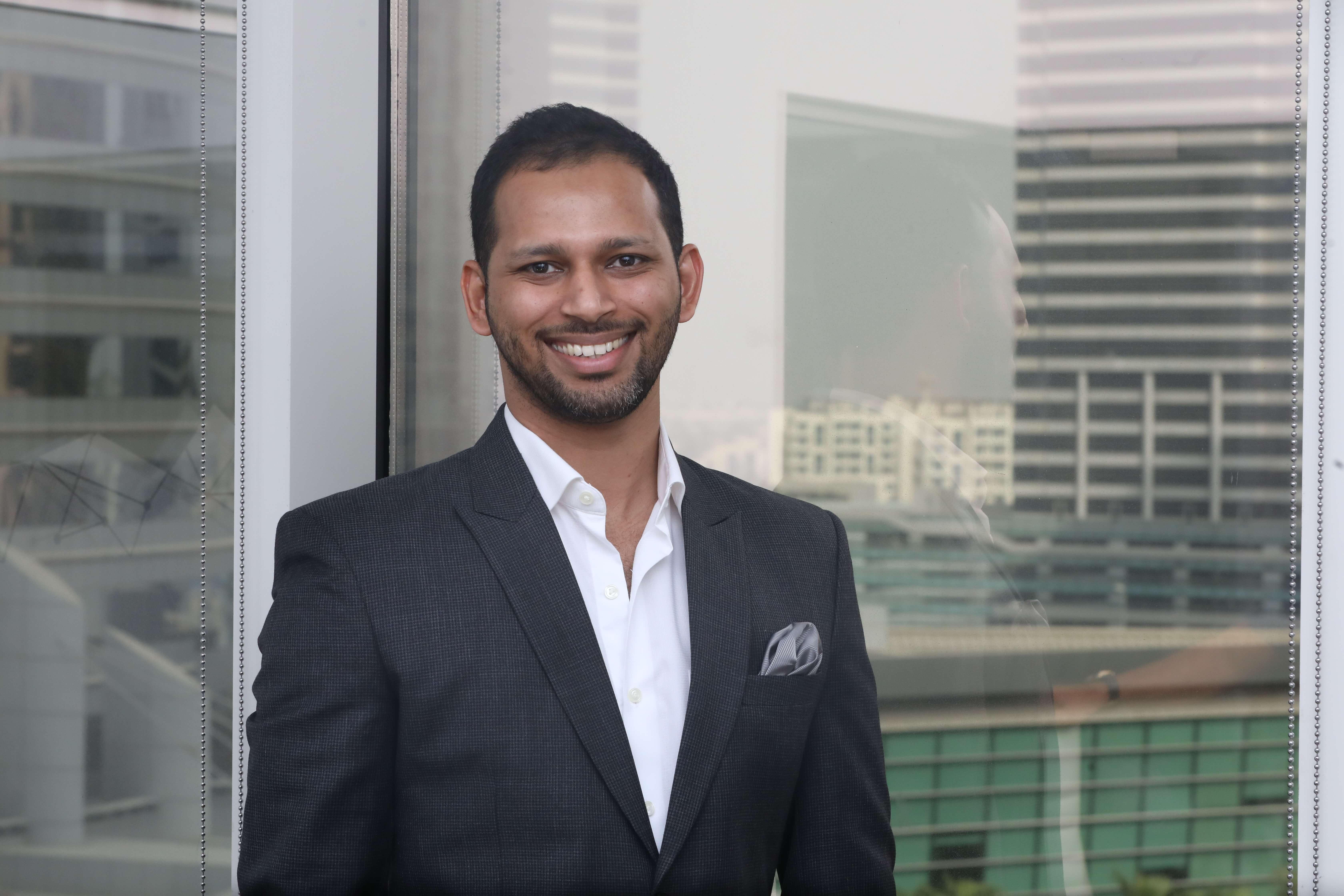 Takeleap managing director Salman Yusuf