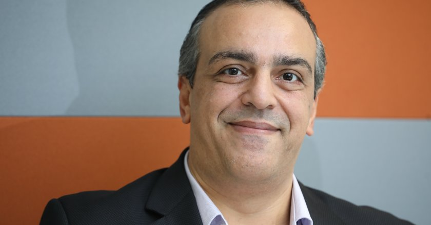 Tarek Saeed, IBM's artificial intelligence leader for the Middle East