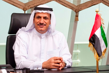 Sultan bin Saeed Al Mansouri, Minister of Economy and Chairman of the SCA
