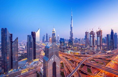 UAE, mobile services