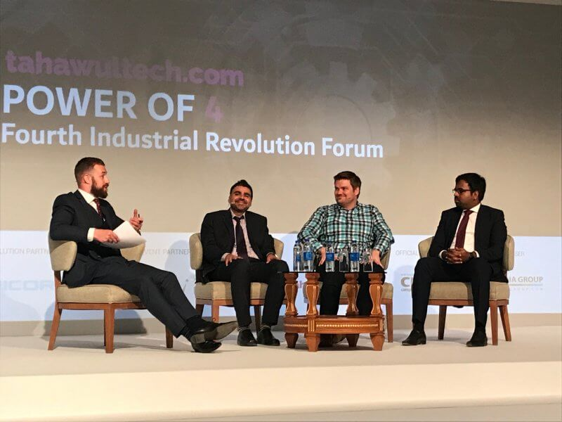 """Blockchain has the potential to disrupt businesses"""": Power of 4"""
