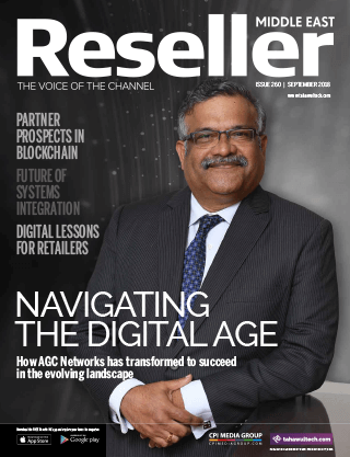 Reseller Middle East | September 2018 | Navigating the digital age