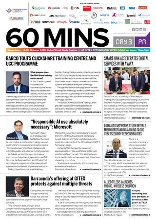 60mins Day 3 - PM (2018)