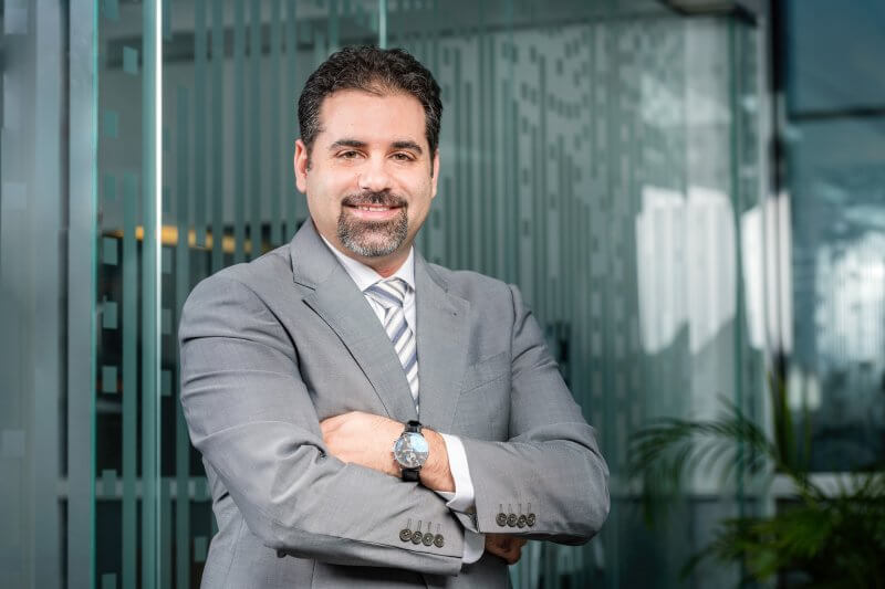 Elie Dib, regional vice president, Middle East, Turkey and North Africa, Riverbed