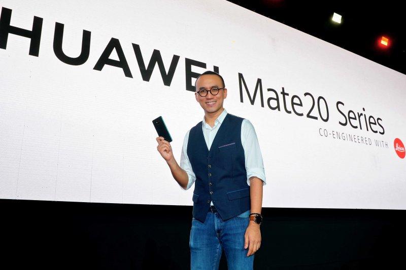 Gene Jiao, Huawei