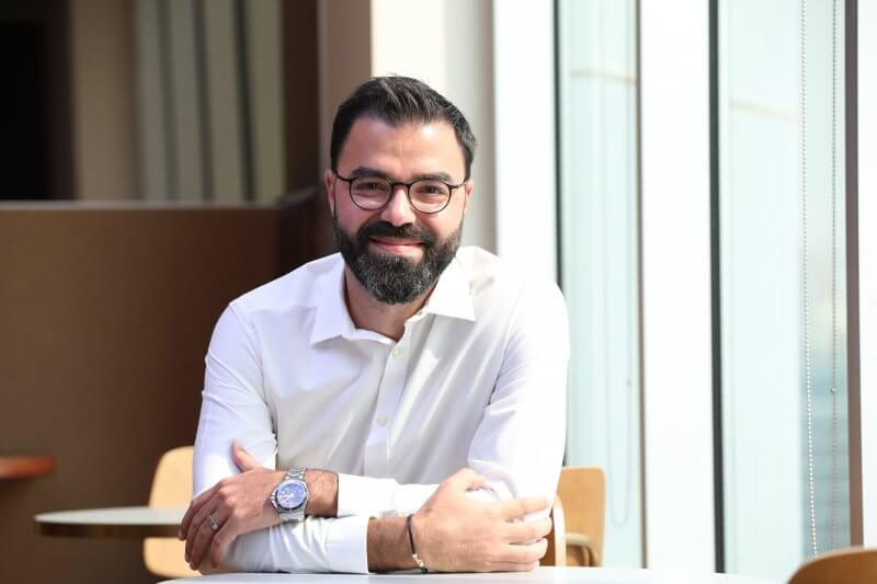 Akamai Middle East's senior engagement manager Elie Abouatme