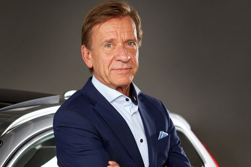Volvo Cars and Nvidia strengthen ties for SPA 2 platform
