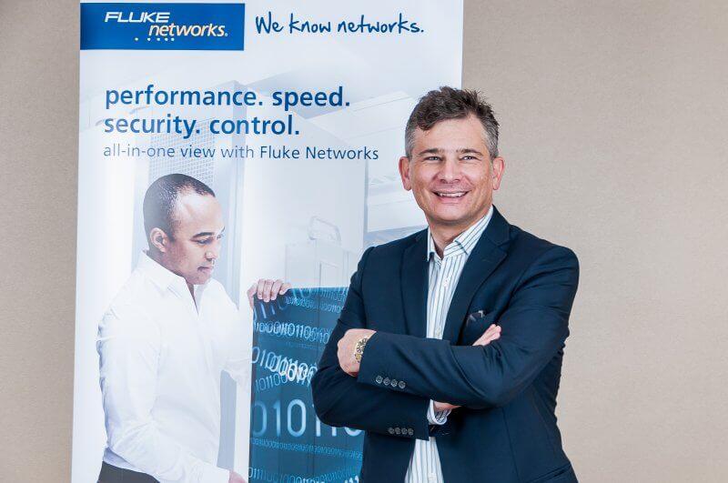 Werner Heeren, Fluke Networks