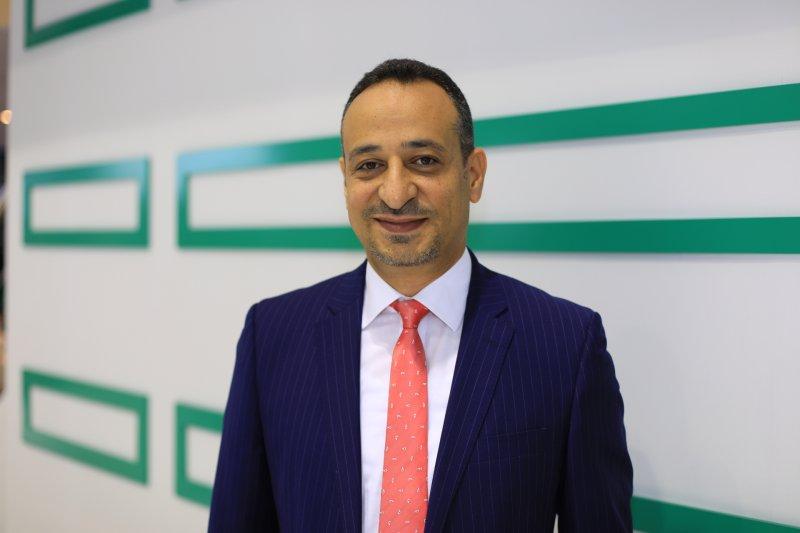 Gamal Emara, UAE country manager, Aruba, a Hewlett Packard Enterprise Company