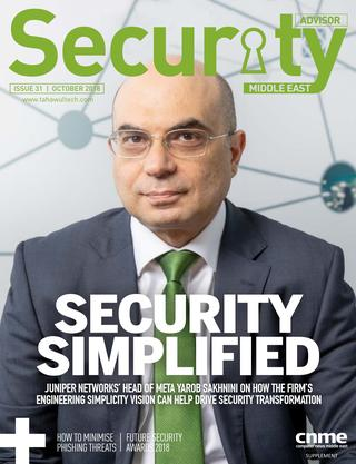 Security Advisor Middle East | Issue 31
