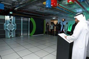 Sheikh Hamdan bin Mohammed bin Rashid Al Maktoum launches DEWA's Moro data centre