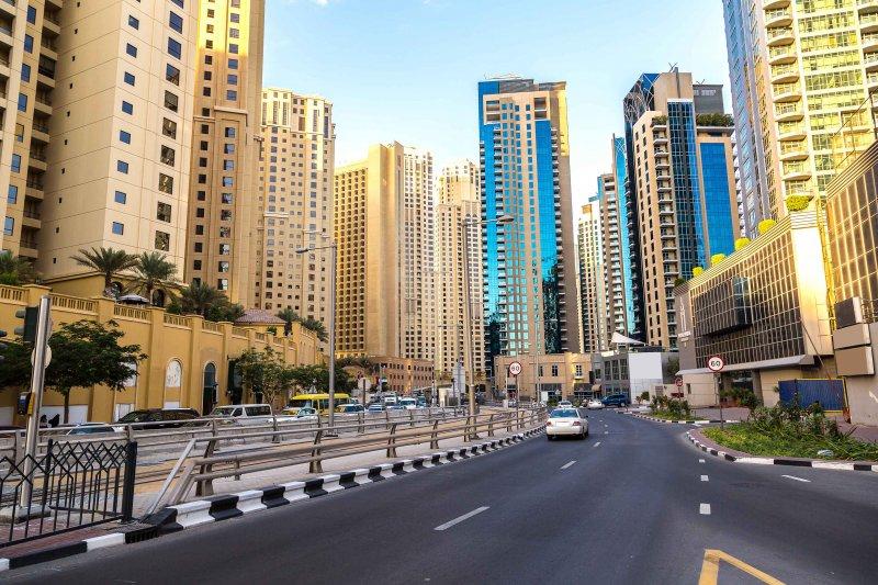 Dubai Jumeirah Beach Residences