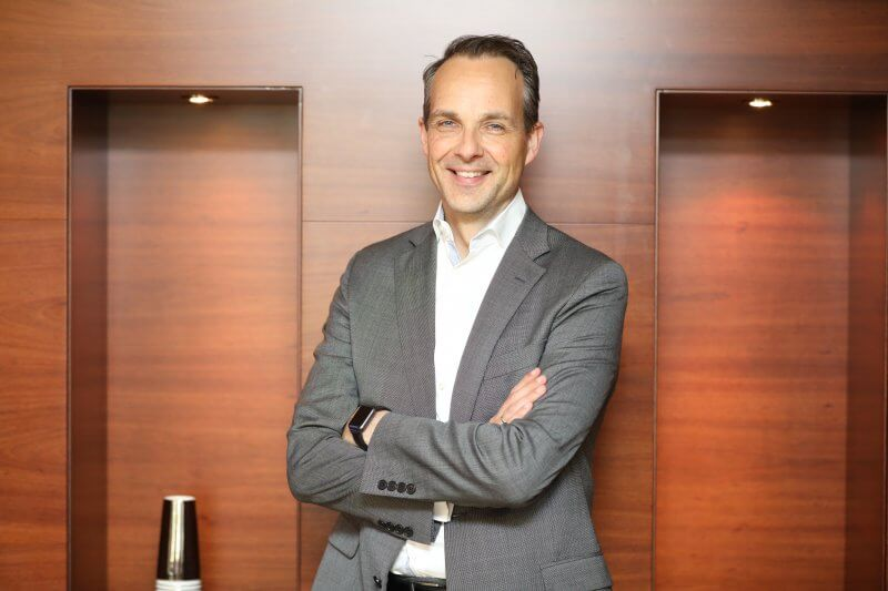 BT Global Services CEO Bas Burger