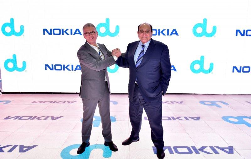 Amr K. El Leithy, Nokia and Osman Sultan, du