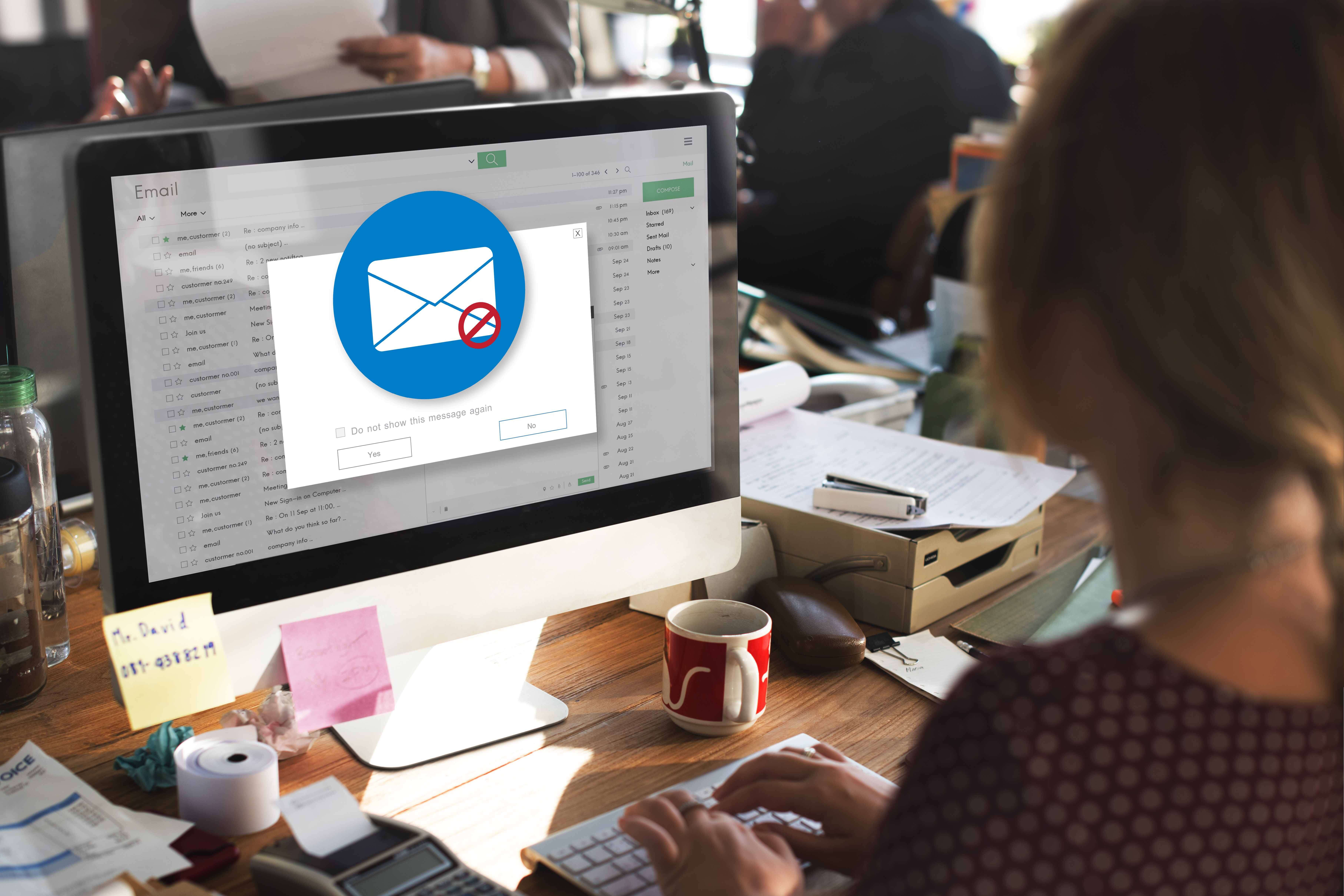 Email-borne cyber-attacks are inevitable, says UAE firms - Tahawul Tech
