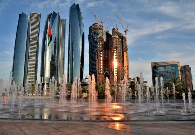 UAE, Abu Dhabi