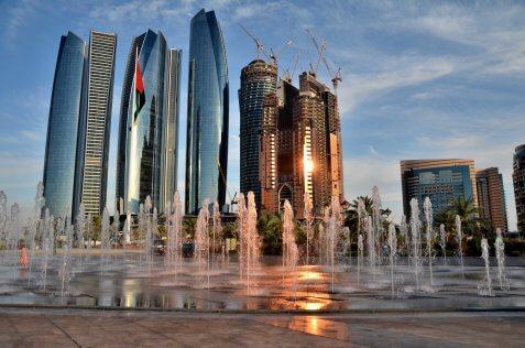 UAE, Abu Dhabi Digital Month
