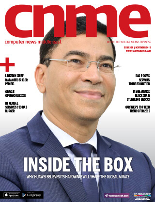 Computer News Middle East November 2018 | Inside the box