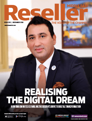 Reseller Middle East | November 2018 | Realising the digital dream