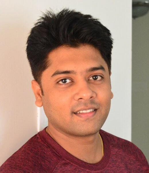 Giridhara Raam M, Marketing Analyst, ManageEngine