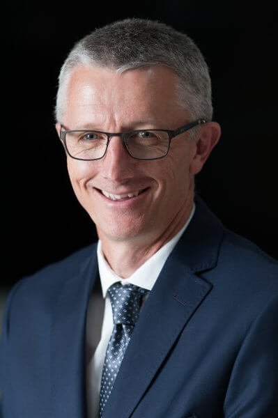 Scott Gibson, Group Executive of Digital Business Solutions, Dimension Data