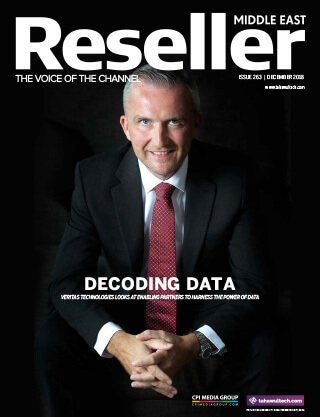 Reseller Middle East | December 2019 | Issue 263 | Decoding data | Cover