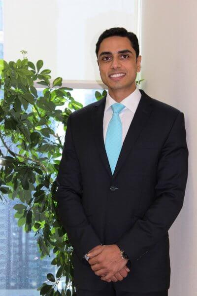 Farhan Syed, KPMG