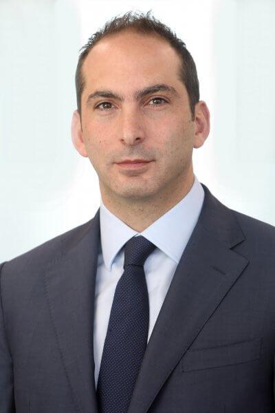 Ziad Nasrallah, Booz Allen Hamilton