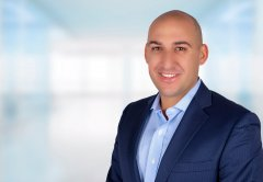 Bachir Awad, Cerner Middle East and Africa