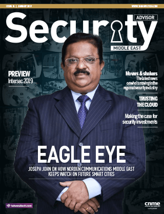 Security Advisor Middle East | Issue 34