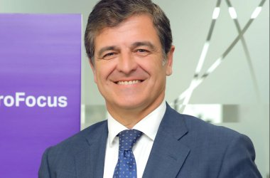 Jorge Dinares, president for international markets, Micro Focus