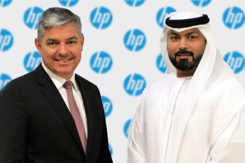 Jason McMillan, HP and Dubai Cares