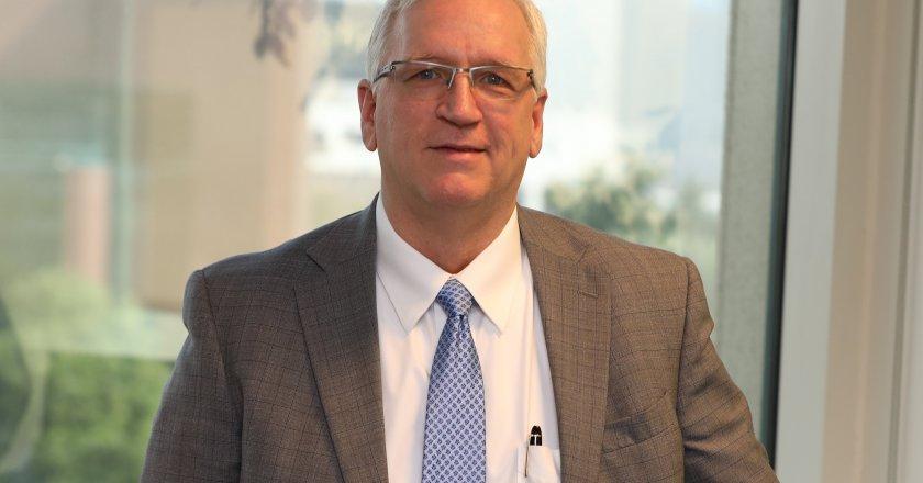 John R. Porter, vice president, services, GBM