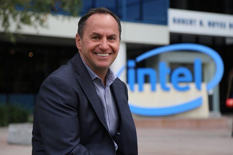 Robert Swan, Intel