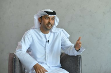 Smart Dubai CEO Wesam Lootah