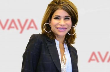 Avaya International's senior director of strategic alliances, Tanya Lobo