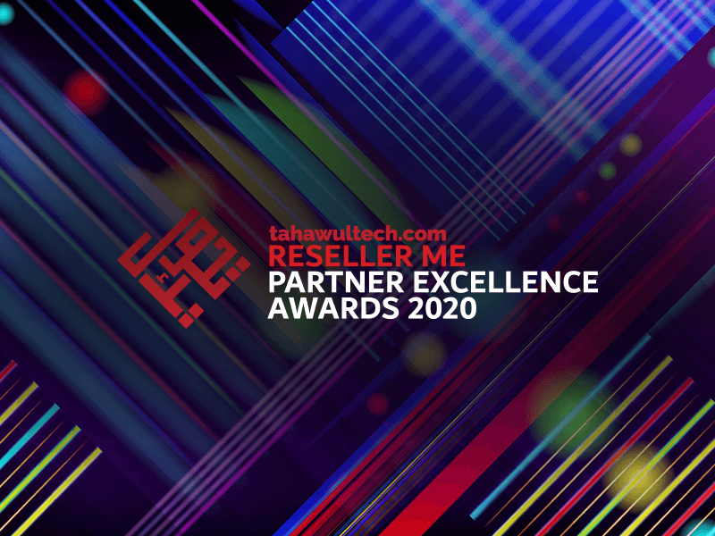 Reseller ME Partner Excellence Awards