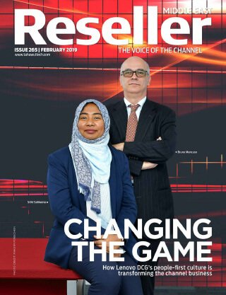Reseller Middle East   February 2019   Changing the game