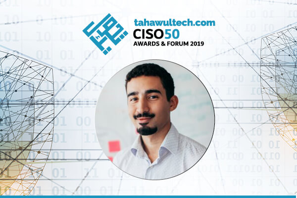 Mohamed Amine Belarbi, VUL9 Security Solutions, CISO50 Awards and Forum