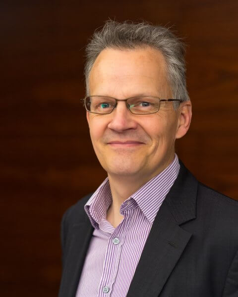 Duncan Brown, Forcepoint's chief security strategist for the Europe, Middle East and Africa region