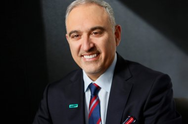 Hewlett Packard Enterprise president and CEO Antonio Neri