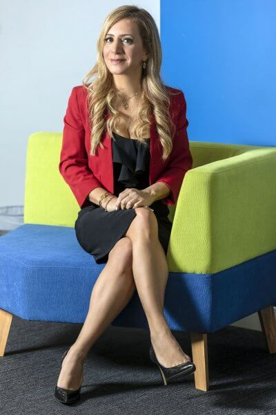 Maya Zakour, NetApp