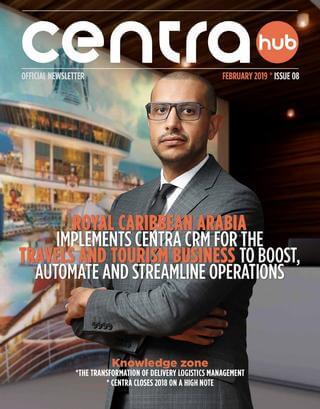 Centra Hub | Issue 08