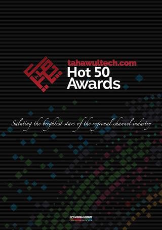 Hot 50 Awards - March 2019