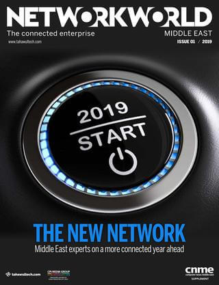 Network World Middle East | Issue 01