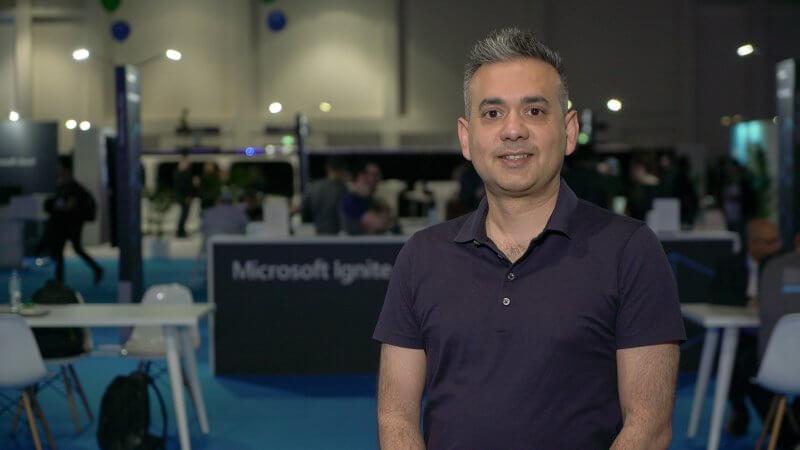 Omar Khan, general manager of Microsoft Azure